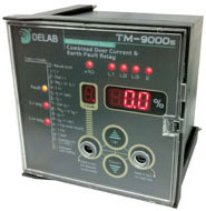 Relay bảo vệ chống quá dòng và chạm đất TM9000S
