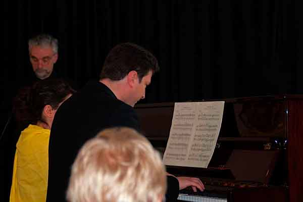 Rhapsodie n°5 Brahms 4 mains
