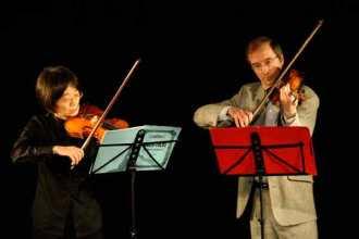 Duo violonistes