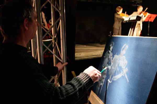 Festi'arts 2011 - Live painting