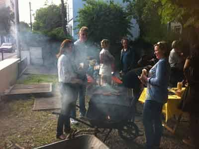 Barbecue, fête de la musique 2013