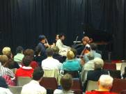 Trio Piano Violon Violoncelle