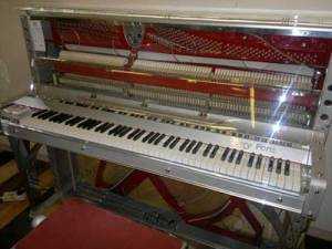 piano transparent