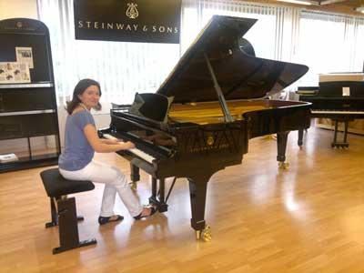 piano hanlet, professeur de piano