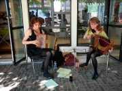 Duo d'accordéonistes
