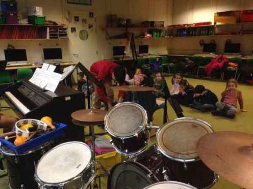 Choeur des petits de l'école russe de Londres