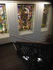 Mosaïque de la Royal Academy