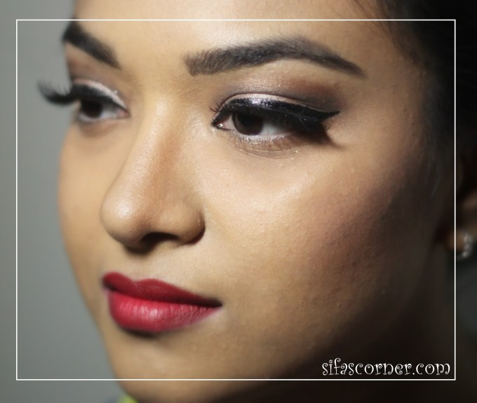 Old Hollywood Glam Makeup