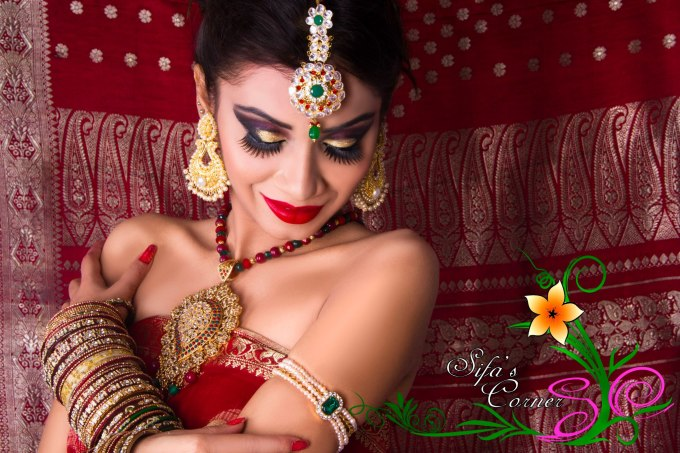 Wedding jewellry ad