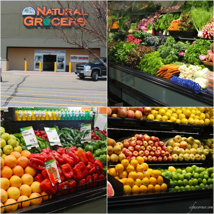 "A day with ""Natural Grocers"""