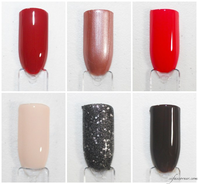BL nail Collage