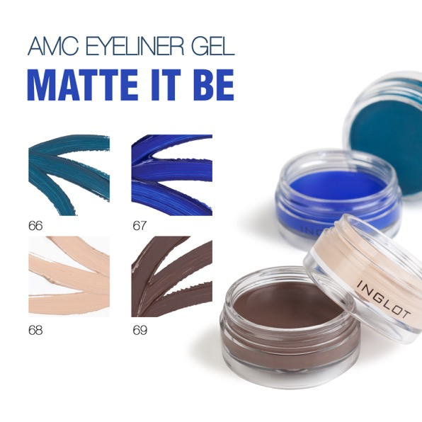 AMC EYE LINER GEL 哑光是