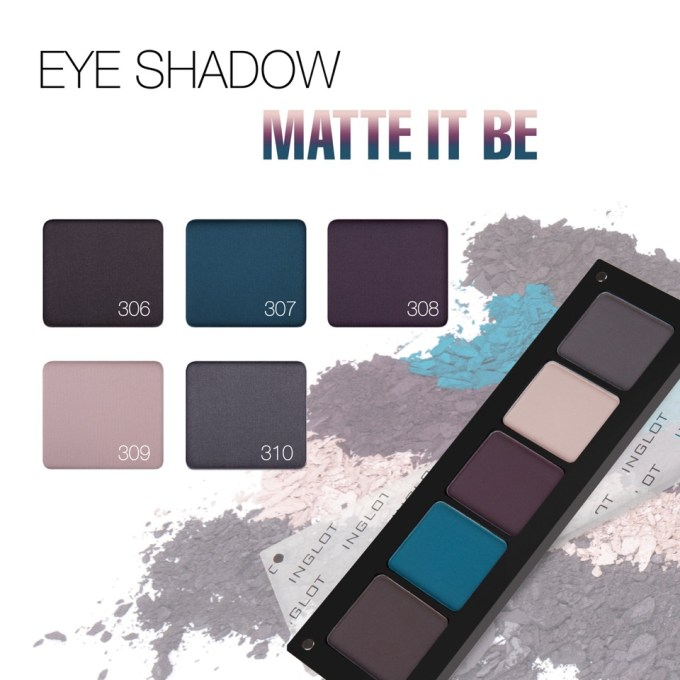 EYE SHADOW MATTE IT BE