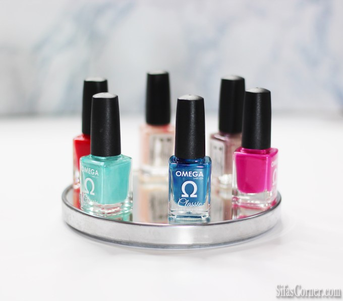 OMEGA LABS USA Nail Color Collection Spring 2017: Review & Swatch