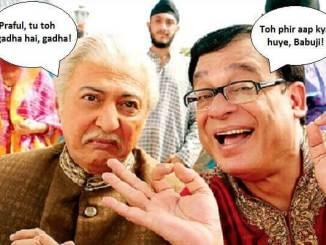 Khichdi TV Serial