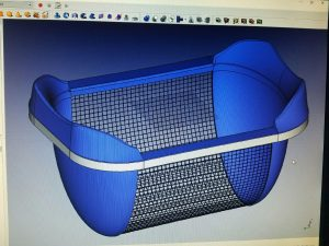 3D CAD injection mold Engineer to 3-D print design product development strategy