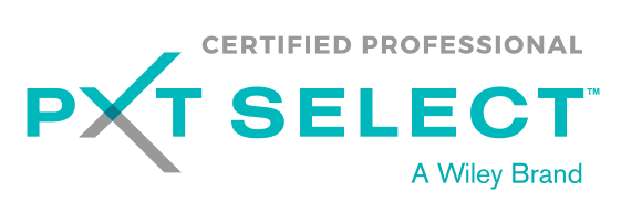 PXT Select Certified Professional Badge
