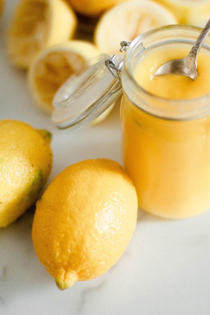 Easy Delicious Lemon Curd Recipe