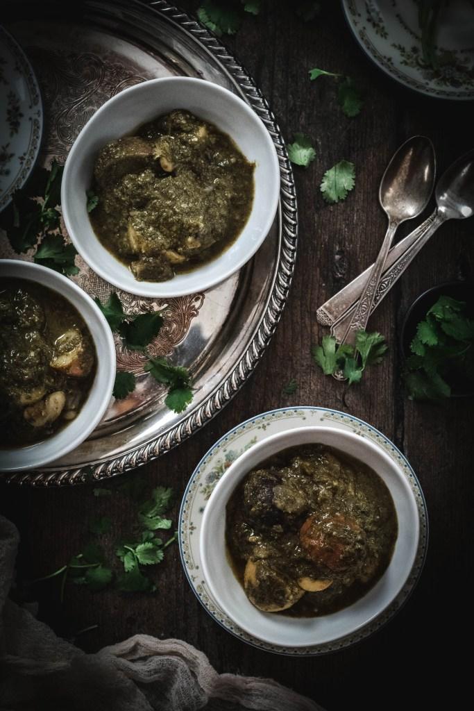 Vegan Spinach Soup Recipe