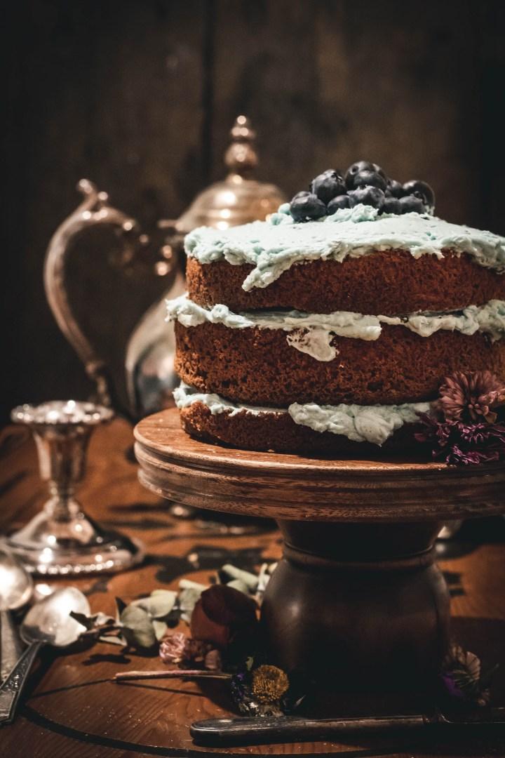 Cake from Sleeping Beauty