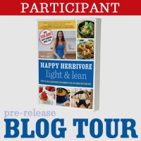 THAI CRUNCH SALAD & Happy Herbivore Light & Lean Pre-Release Blog Tour