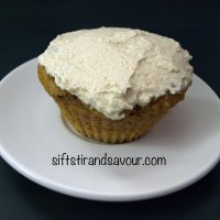 THE GREAT CANADIAN CUPCAKE- Vegan, Gluten-Free & Refined Sugar-Free