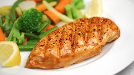 Sebze Eşliğinde Tavuk Izgara   Unilever Food Solutions