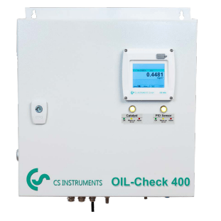 Air Quality - Stationary Oil Check 400