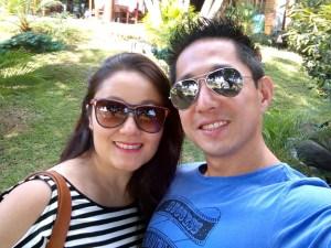 Siga na Viagem - Cristina e Cleber - co-Founders