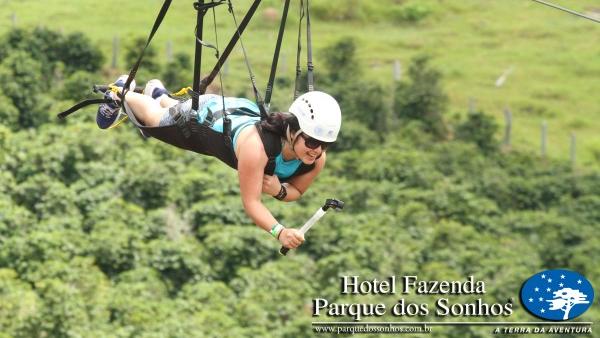 Hotel Fazenda Parque dos Sonhos - Socorro/SP