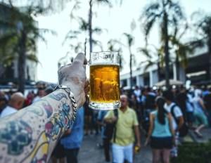 2o Festival do Bacon - Caneca de cerveja - Rafael Guirro