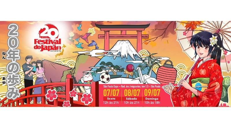 20 Festival do Japão São Paulo
