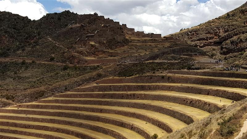Siga na Viagem - Roteiro de uma semana no Peru - Pisac