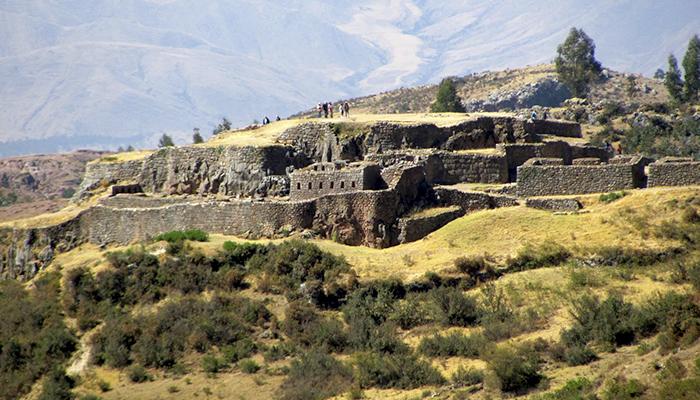 Siga na Viagem - Roteiro de uma semana no Peru - Puka Pukara - Crédito site perutraveltips.org