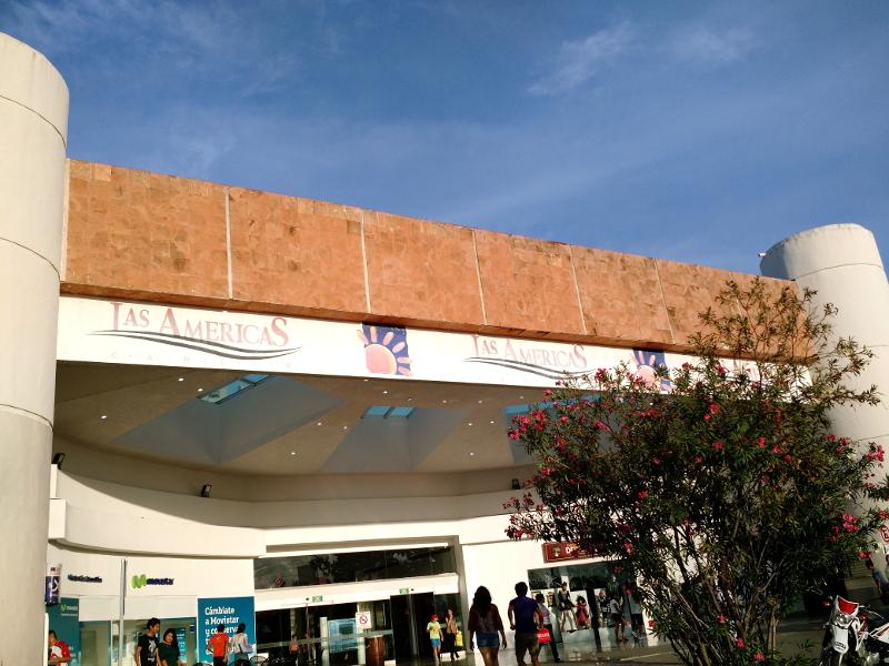 Siga na Viagem - Chegada a Cancun, Shopping Las Americas e Walmart - Plaza Las Americas
