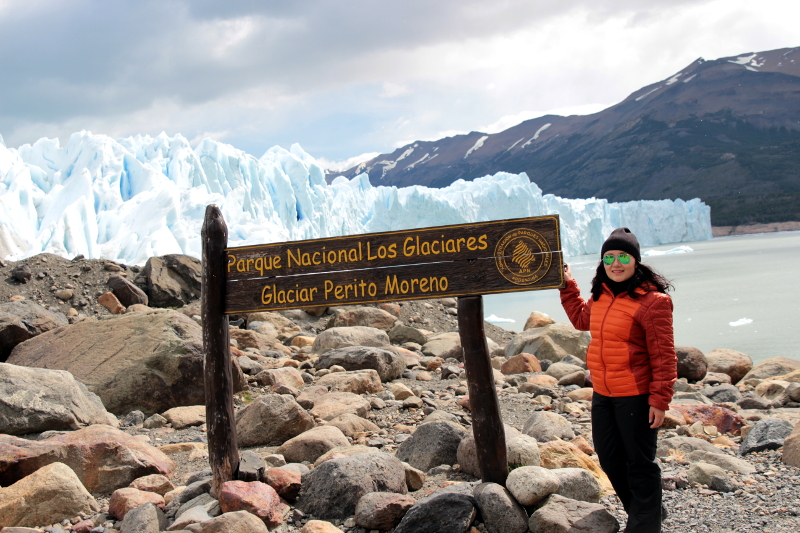 Siga na Viagem - Minitrekking sobre o Glaciar Perito Moreno - Base do Glaciar Perito Moreno