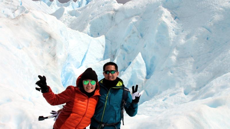 Minitrekking sobre o Glaciar Perito Moreno, uma experiência fantástica!