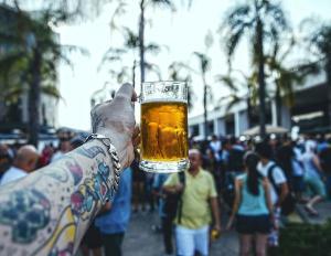 Festival da Cerveja Artesanal - Caneca de cerveja - foto Rafael Guirro