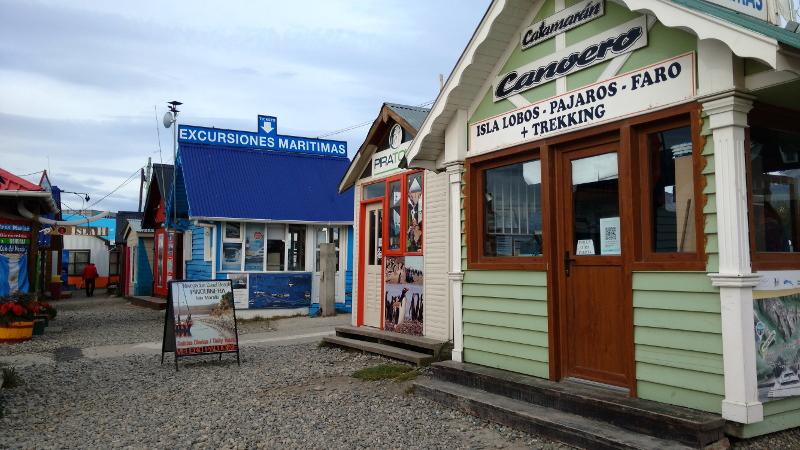 Siga na Viagem - Passeio pelo Canal de Beagle em Ushuaia - Ponto de vendas de passeios