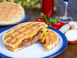 Festival de Waffles e Coxinhas no Memorial da America Latina - foto Paulo Matheus