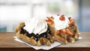 Festival do Waffles e Coxinhas no Memorial da America Latina - crédito Leonardo França