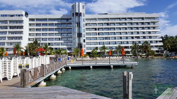 Siga na Viagem - O que fazer em Cartagena e San Andrés - Hotel
