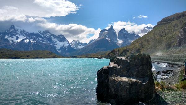 Siga na Viagem - Tour no Parque Nacional Torres Del Paine - Quarta Parada.