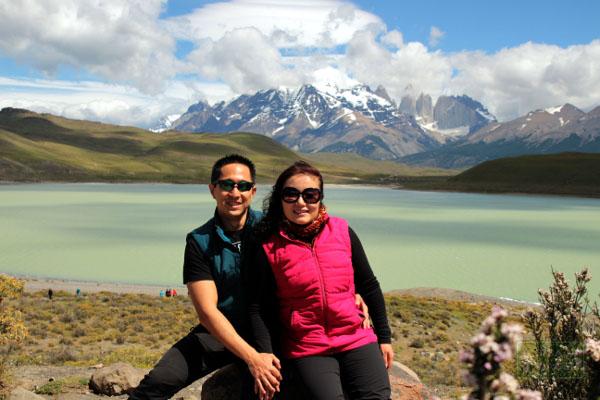 Siga na Viagem - Tour no Parque Nacional Torres Del Paine - Segunda Parada.
