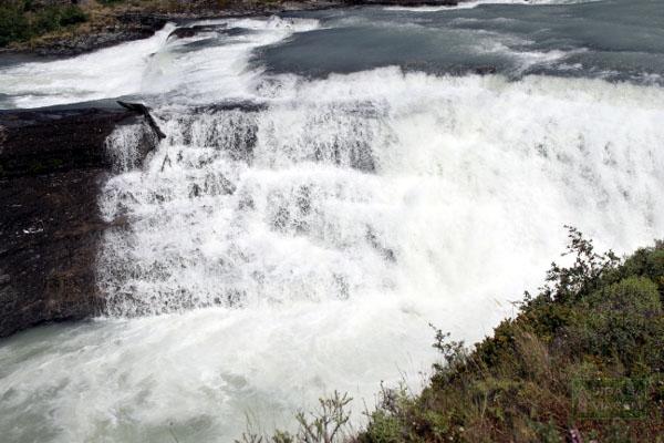 Siga na Viagem - Tour no Parque Nacional Torres Del Paine - Terceira Parada Almoco.