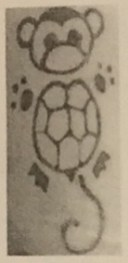 Dies war das Motiv des Tattoo's.