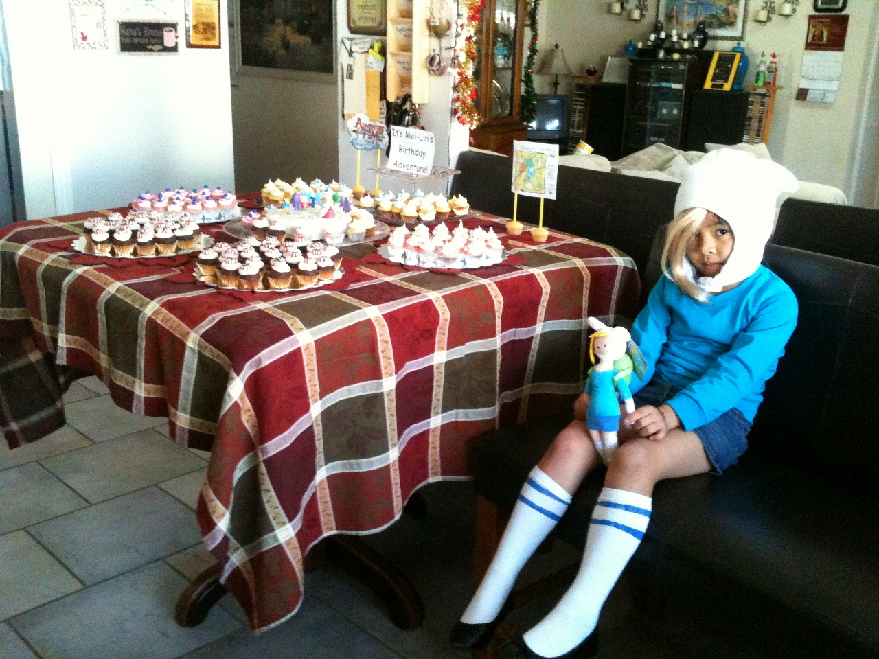 Foodie Fever An Adventure Time Mini Cupcake Party Any Second Now