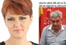 """Photo of Olguța și Tudose: """"Vom înlocui bonurile de masă cu bonuri de țuică!"""""""