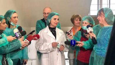 Photo of Sorina Pintea, prinsă în flagrant după ce ar fi luat mită 120.000 de euro.