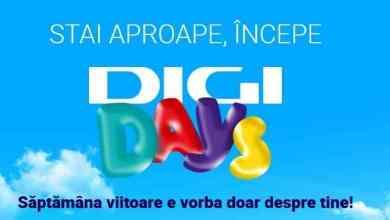 Photo of (P)Digi sărbătorește clienții loiali și le aduce oferte speciale, de Digi Days